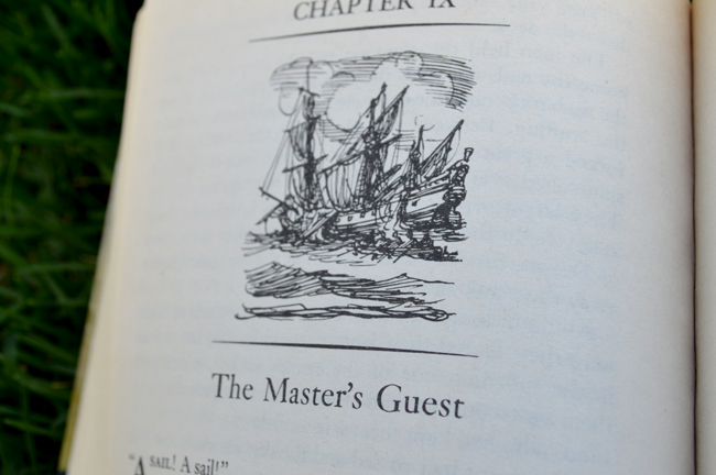 master's guests, chapter 9
