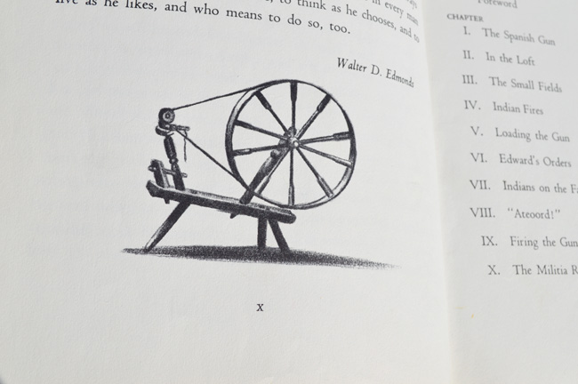 matchlock gun spinning wheel