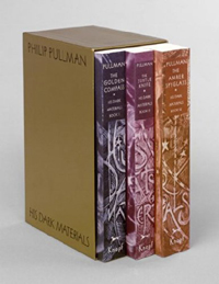 His Dark Materials- The Golden Compass _ The Subtle Knife _ The Amber Spyglass  by Philip Pullman