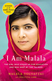 I Am Malala- The Girl Who Stood Up for Education and Was Shot by the Taliban by Malala Yousafzai and Christina Lamb