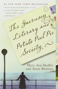 The Guernsey Literary and Potato Peel Pie Society Paperback by Mary Ann Shaffer and Annie Barrows