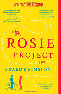 The Rosie Project- A Novel by Graeme Simsion