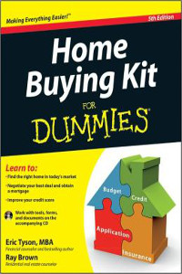 Home Buying Kit For Dummies- Eric Tyson, Ray Brown