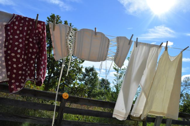 hanging-to-dry