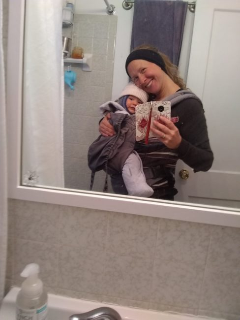 Six Months Into Mothering Two An Ordinary Thursday In
